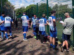 Match Fit football tournament